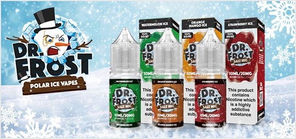 Dr. Frost - Polar Ice Vapes