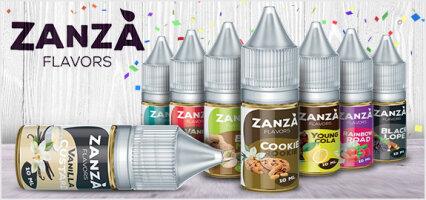 Zanzá Flavors