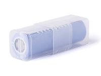Flexible Aufbewahrungsbox für 1x Akku 21700, 20700, 18650, 18500