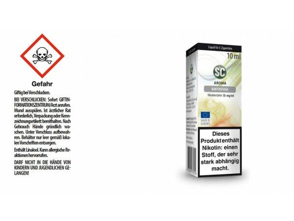 SC - Kaktusfeige E-Zigaretten Liquid