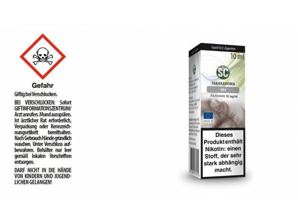 SC - RY4 Tabak E-Zigaretten Liquid