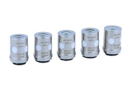 Vaporesso Ceramic EUC SS316L Heads (5 Stück pro Packung)