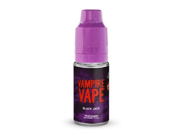 Vampire Vape Black Jack - E-Zigaretten Liquid