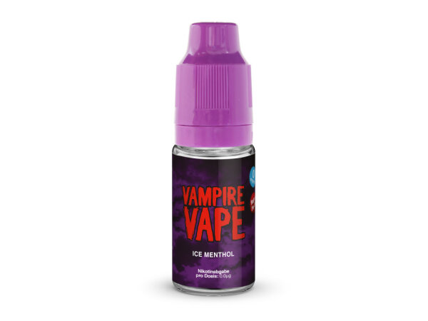 Vampire Vape Ice Menthol - E-Zigaretten Liquid