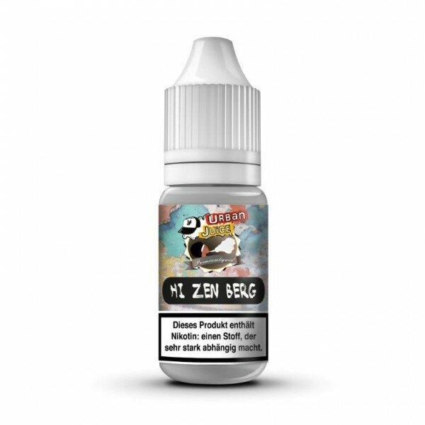 UrbanJuice - Zen Mountain Liquid