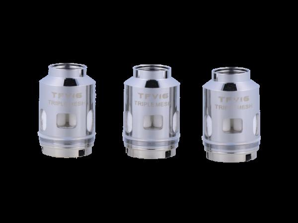 Smok TFV16 Triple Mesh Heads 0,15 Ohm (3 Stück pro Packung)