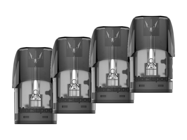 Uwell Marsupod mit 1,2 Ohm (4 Stück pro Packung)