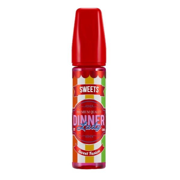 Dinner Lady - Tuck Shop Sweet Fusion 50ml