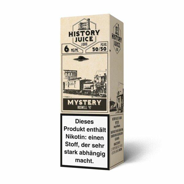 History Juice - Mystery 10ml