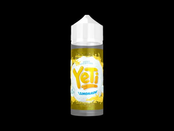 Yeti - Lemonade - 0mg/ml 100ml