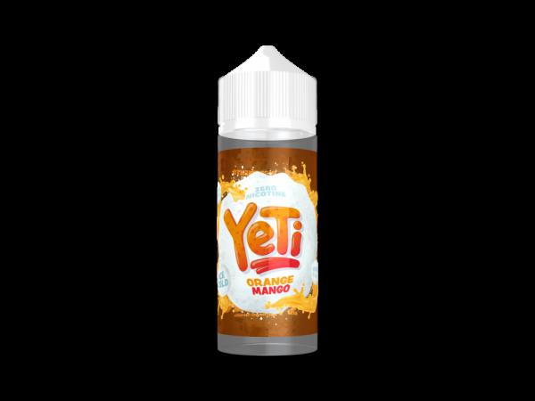 Yeti - Orange Mango - 0mg/ml 100ml