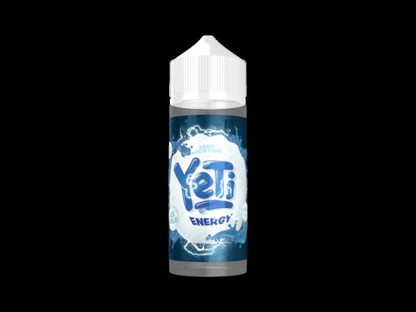 Yeti - Energy - 0mg/ml 100ml