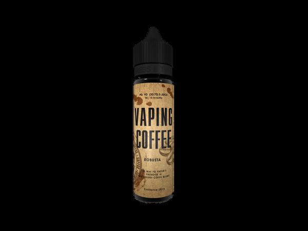 Vaping Coffee - Robusta - 0mg/ml 50ml