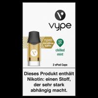 ePod Caps - chilled mint 18mg