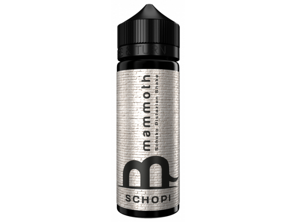 mammoth - Aroma Schopi 20ml