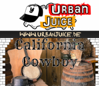 UrbanJuice - California Cowboy Liquid