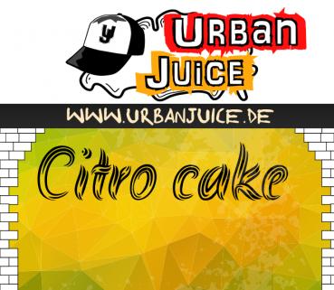 UrbanJuice - Citro Cake Liquid