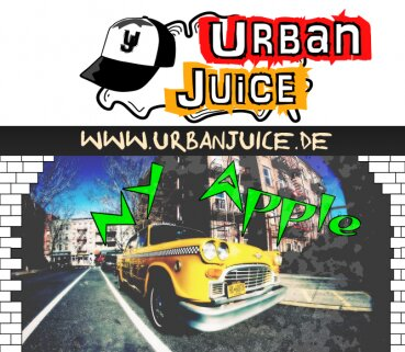 UrbanJuice - NY Apple Liquid