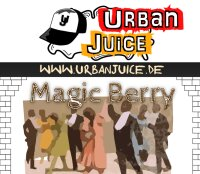 UrbanJuice - Magic Berry 6 mg
