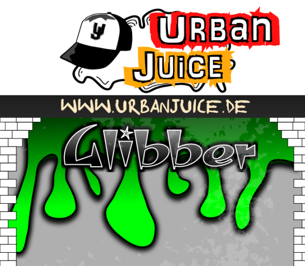 UrbanJuice - Glibber Liquid