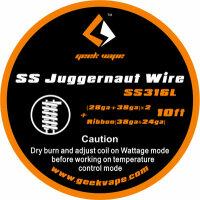 GeekVape Juggernaut 10ft Kanthal