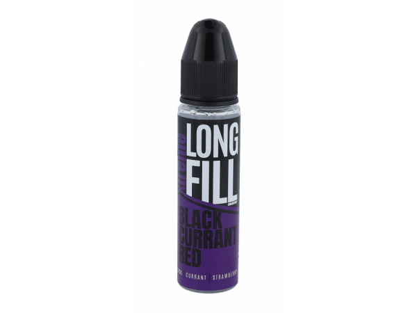 Xtreme Longfill - Aroma Blackcurrant Red 20ml