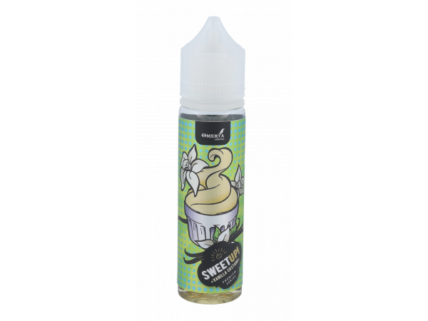 Omerta Liquids - Sweet Up - Aroma Vanilla Custard 20ml