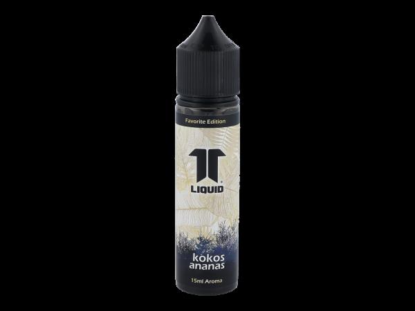 Elf-Liquid - Favorite Edition - Aroma Kokos Ananas 15ml