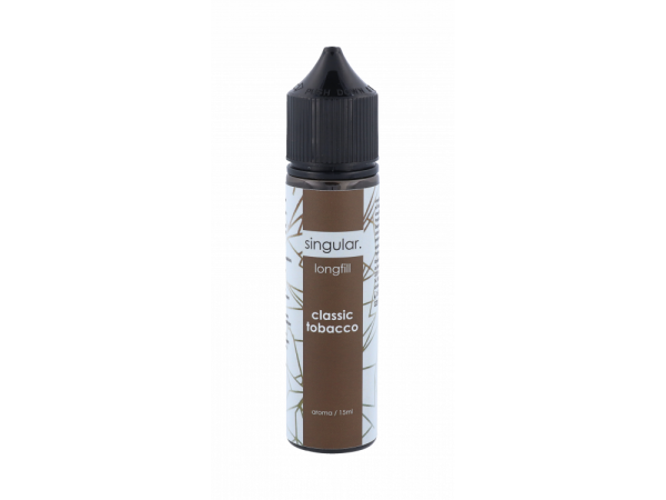 Singular - Aroma Classic Tobacco 15ml