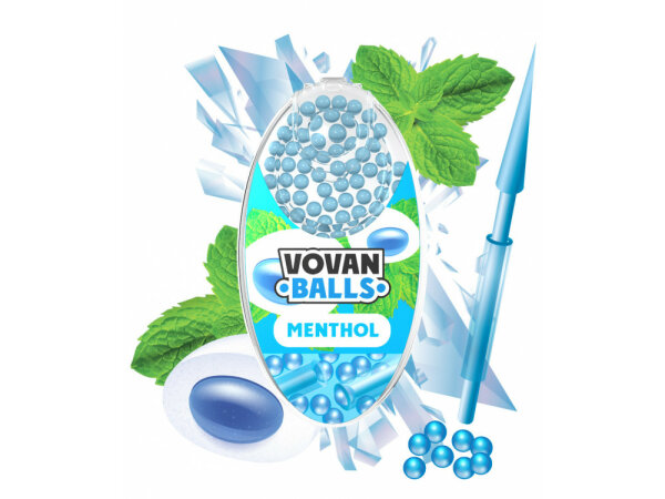 Vovan Balls - Aromakugel Menthol