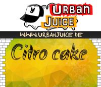 UrbanJuice - Citro Cake Aroma