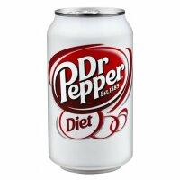 Dr. Pepper - Diet 355ml Can