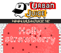 UrbanJuice - Holly Strawberry Aroma
