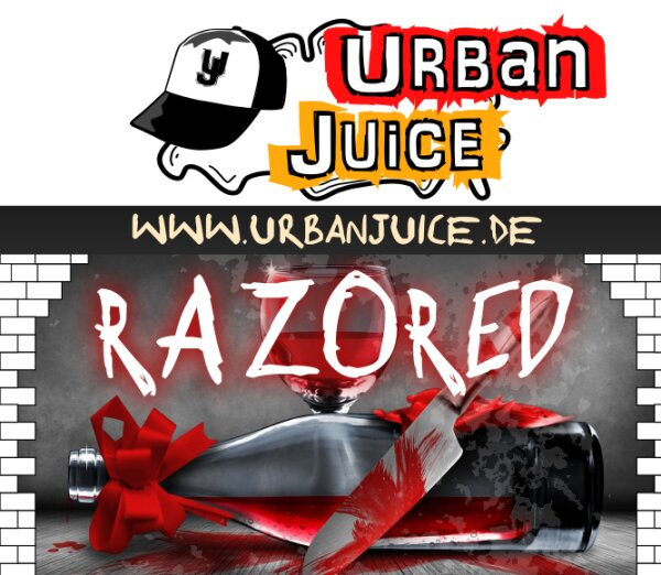 UrbanJuice - Razored Liquid