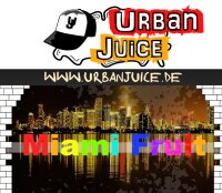 UrbanJuice - Miami Fruit Liquid