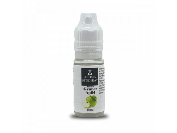 Aroma Syndikat - Aroma Grüner Apfel 10ml