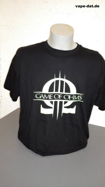 Vape.Dat Shirt Game of Ohms