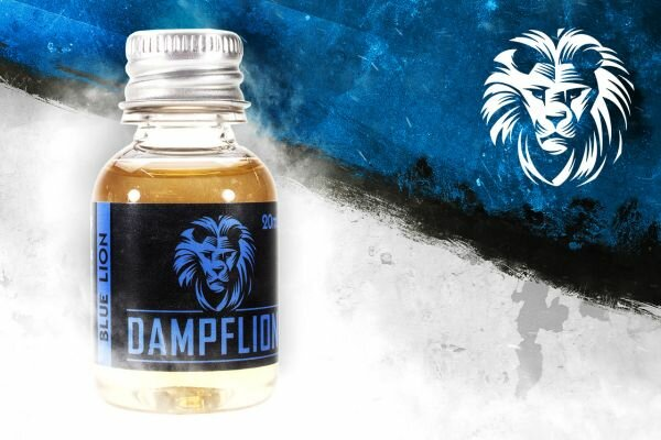 DampfLion Aroma 20ml BLUE LION (Zitrone, Hibiscus, Menthol)