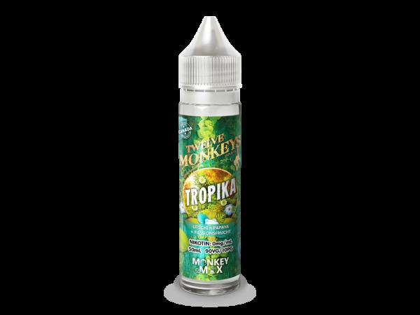 Twelve Monkeys - Tropika 0 mg/ml 50ml