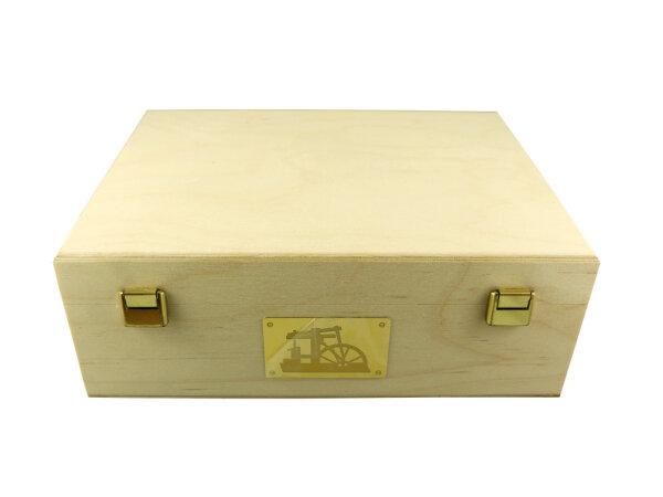 Ezidabo Holzbox hell